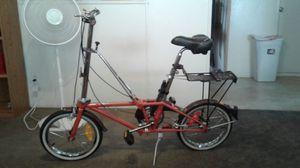 Original California HON fold away bike for Sale in Peoria, AZ
