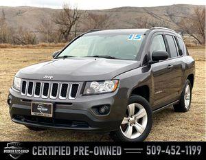 2015 Jeep Compass for Sale in Union Gap, WA