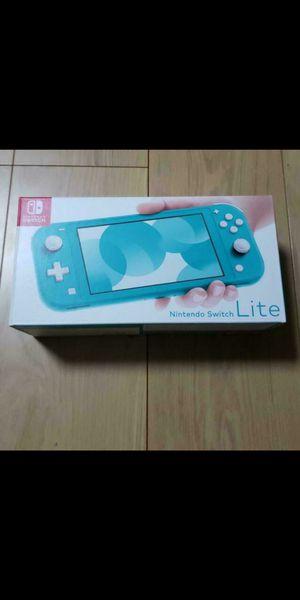 Nintendo Switch Lite brand new for Sale in Minneapolis, MN