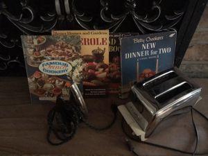 Vintage appliances kitchen set for Sale in Tulsa, OK