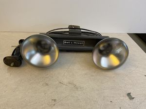 Bell & Howell Two Bulb Photo Equipment for Sale in Mesquite, TX