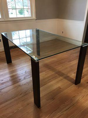 Tempered Glass Table for Sale in Manassas, VA