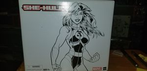 2007 sdcc exclusive she hulk for Sale in Santee, CA