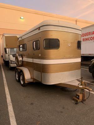 1990 Logan Trojan horse trailer for Sale in Auburn, WA