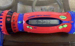 LEAPFROG-Turbo Twist Math for Sale in Gilbert, AZ