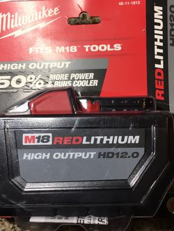 M18 12.0 Battery / Brand New for Sale in Boise,  ID