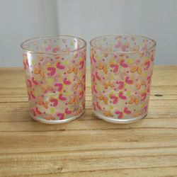 Vintage Butterfly Glass Cups for Sale in Redmond,  WA