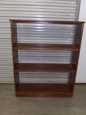 Small 3 shelf bookcase for Sale in Houston, TX