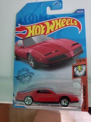 Hot wheels pontiac firebird for Sale in Long Beach, CA