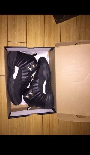 "Air Jordan 12 retro ""The master"" for Sale in Nashville, TN"