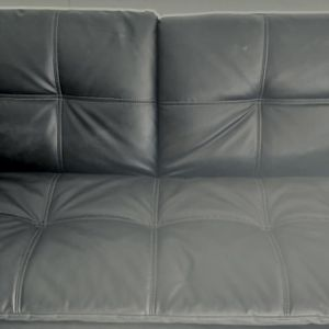 Leather Futon Bed Couch for Sale in Newport Beach, CA