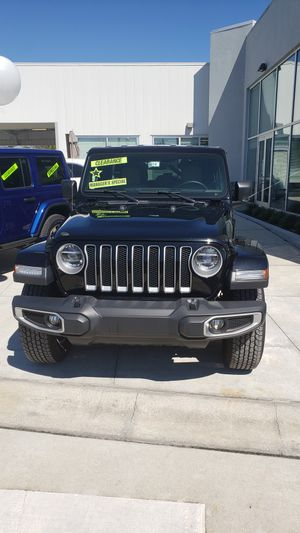 2018 Jeep Wrangler Unlimited Sahara for Sale in Fernandina Beach, FL