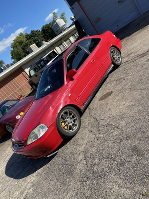 1999 Honda Civic Ex 5speed for Sale in Elgin, IL