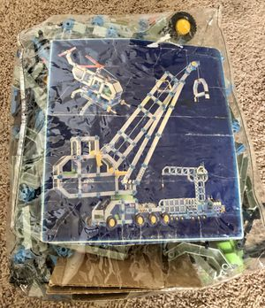 Large Bag of Construx ! for Sale in El Mirage, AZ