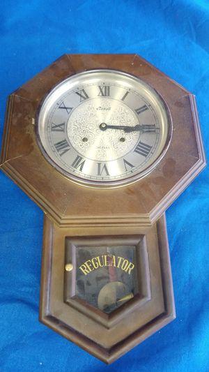Antique vintage Rionell Regulator clock for Sale in Placentia, CA
