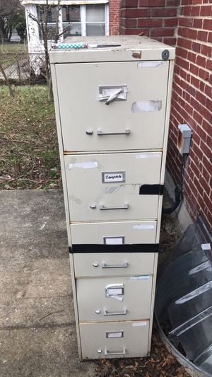 File cabinets for Sale in MD, US