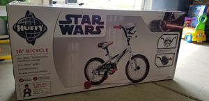 Brand New Boys Star Wars 16 in Bike for Sale in Versailles, KY