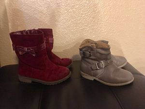 Girls boots size 9c for Sale in Las Vegas, NV