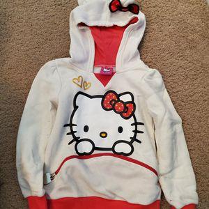 Hello Kitty Hoddie Girl's 4T for Sale in Orange, CA