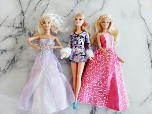 Barbie Doll Lot of 3 for Sale in Winterville, NC