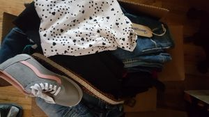 Kids girls clothes size 8 - shoes 3-4 for Sale in Portland, OR