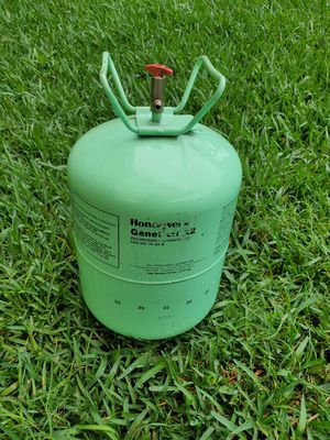 R-22 FREON HVAC A/C tank weighs 13lbs 9.2 ounces for Sale in Downey, CA