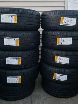 2 Set Of New Tires PIRELLI 275/55R20 Llantas for Sale in Bellwood,  IL