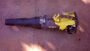 Ryobi 2-stroke leaf blower for Sale in Fresno, CA