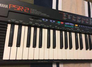 P5R2 Electronic Keyboard for Sale in Boston, MA