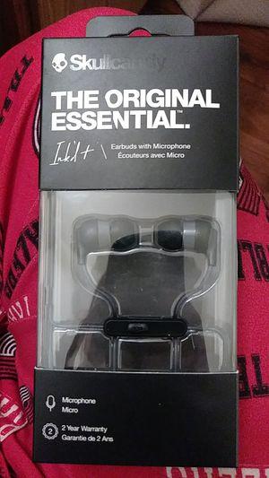 Skullcandy The original essential earbuds for Sale in Portland, OR