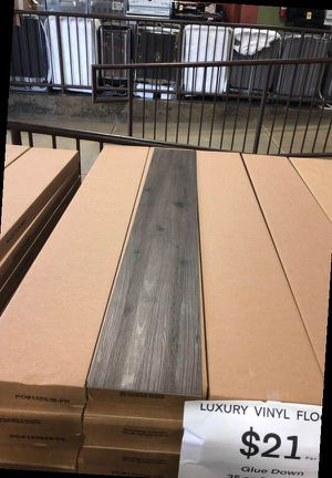 Luxury vinyl flooring!!! Only .67 cents a sq ft!! Liquidation close out! 0Y for Sale in Buena Park, CA