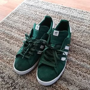 Adidas campus ADV pine green size 10 for Sale in DEVORE HGHTS, CA