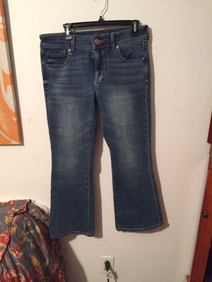 AE size 12 xshort bootcut jeans for Sale in Asheboro, NC