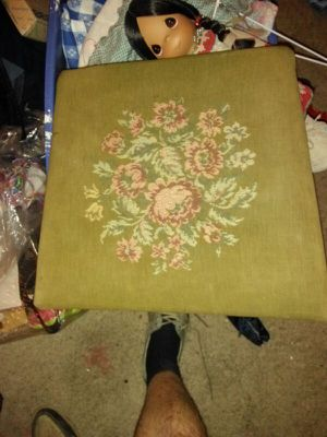 Antique chair pads that measure 14.5 deep anf 16.5 wide for Sale in Houston, TX