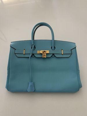 Hermes birkin bag 35mm genuine for Sale in Newport Beach, CA