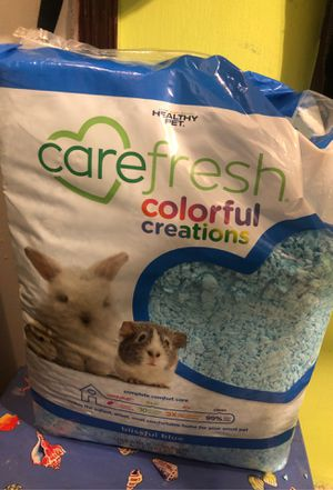 Care Fresh Bedding Blue for Sale in Ledyard, CT