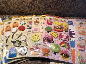 Teachers - craft stickers $4 for Sale in Glendora, CA