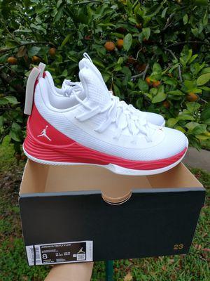 New Jordan Ultrafly 2 low men size 8 shoes for Sale in Metairie, LA