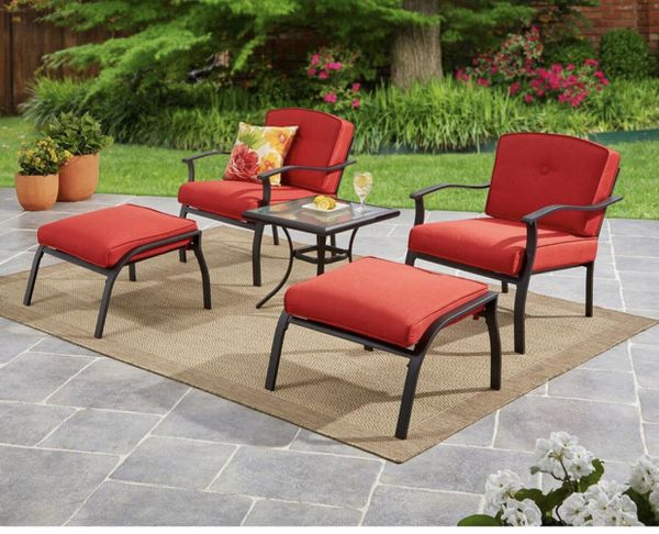 Brand new - Patio furniture