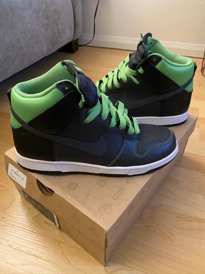 Nike Dunk High Men's Basketball Shoes Size 8 for Sale in Anaheim, CA