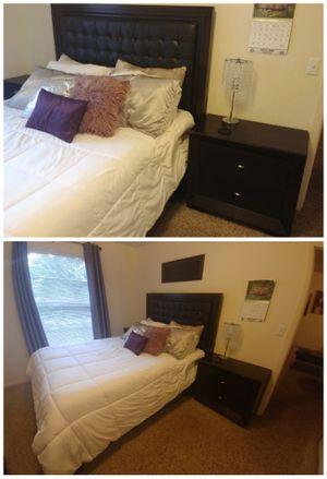 Queen Sienna II 6pc Bedroom Set for Sale in St. Petersburg, FL