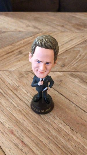 Barney Stinson Action Figure - 10$ for Sale in Santa Monica, CA