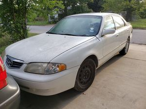 Parting out 2001 Mazda 626 for Sale in Fort Worth, TX