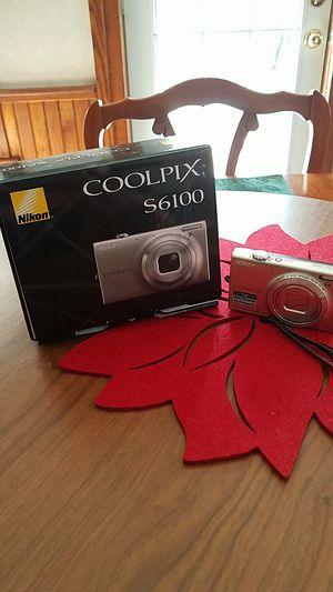 Nikon Coolpix camera for Sale in Battle Creek, MI