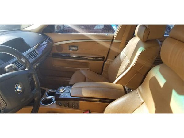 2007 BMW 750
