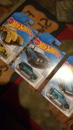 Vw hot wheels for Sale in Martinsburg, WV
