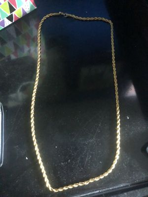Gold chain for Sale in Annandale, VA