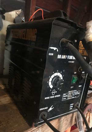 90 AMP flux wire welder for Sale in Everett, MA