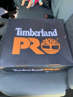 Timberland work boots for Sale in Saginaw, TX