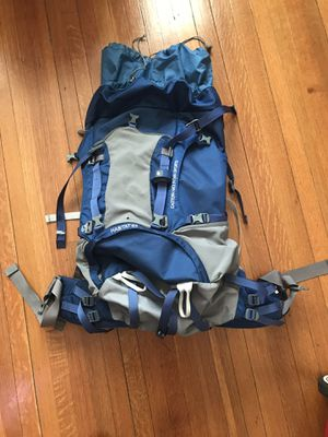 EMS hiking backpack 65 liters for Sale in Worcester, MA